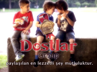 dostlar Advertising film
